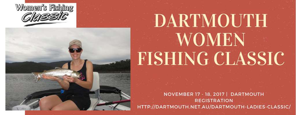 dartmouth women fishing banner